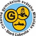 logo Cirkevné gymnázium sv. Mikuláša, Štúrova 383/3, Stará Ľubovňa