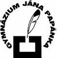 logo Gymnázium Jána Papánka, Vazovova 6, Bratislava-Staré Mesto
