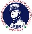 logo Gymnázium M. R. Štefánika, Slnečná 2, Šamorín