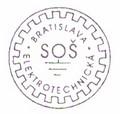logo Stredná odborná škola elektrotechnická, Rybničná 59, Bratislava