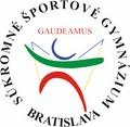logo Súkromné športové gymnázium Gaudeamus, Dudvážska 6, Bratislava-Podunaj.Biskup
