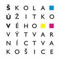 logo Škola úžitkového výtvarníctva, Jakobyho 15, Košice