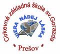 logo Cirkevná základná škola s materskou školou sv. Gorazda, Solivarská 49, Prešov