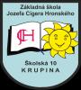 logo Základná škola Jozefa Cígera Hronského, Školská 10, Krupina