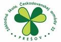 logo Základná škola, Československej armády 22, Prešov