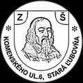 logo Základná škola, Komenského 6, Stará Ľubovňa