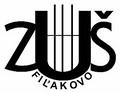 Základná umelecká škola - Művészeti Alapiskola, Záhradnícka 2a, Fiľakovo