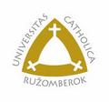 logo Katolícka univerzita v Ružomberku