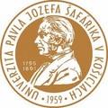 logo Univerzita Pavla Jozefa Šafárika v Košiciach