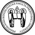 logo Pravoslávna bohoslovecká fakulta