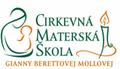 logo Cirkevná materská škola Gianny Berettovej Mollovej, Bilíkova 1, Bratislava-Dúbravka