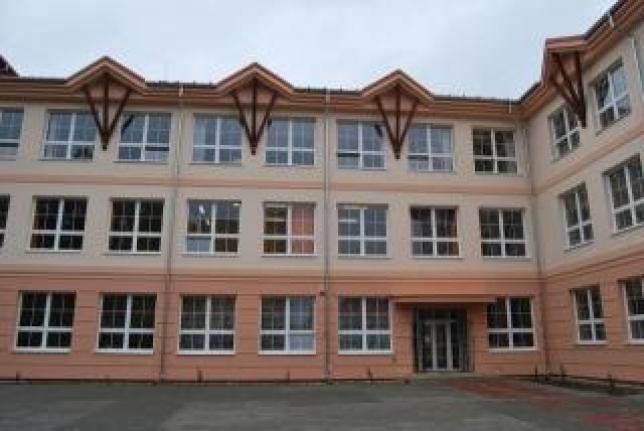 Budova Gymnázia, Štúrova 16, Želiezovce
