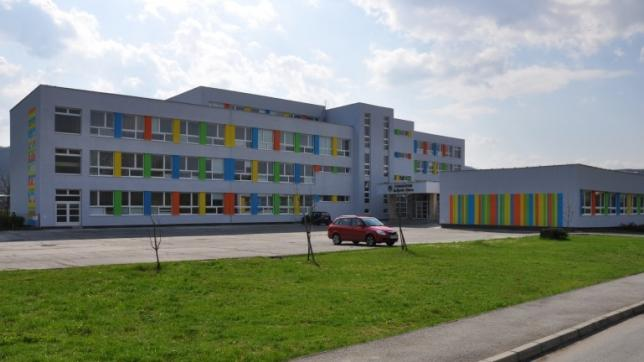 Škola po ukončení rekonštrukčných prác v roku 2010