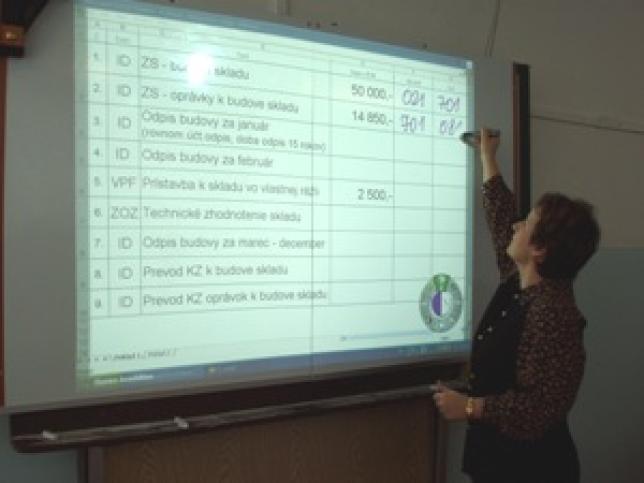 E-learningová učebňa