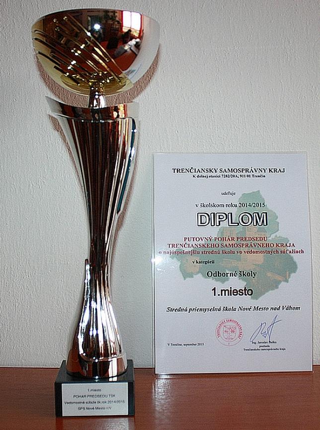 Ocenenie TSK