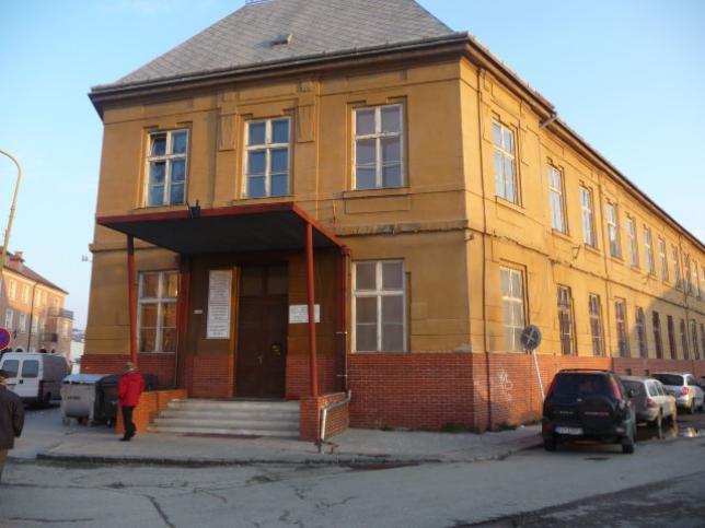 nová budova na Požiarnickej ulici (Košice)