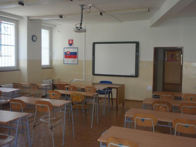 Priestory školy