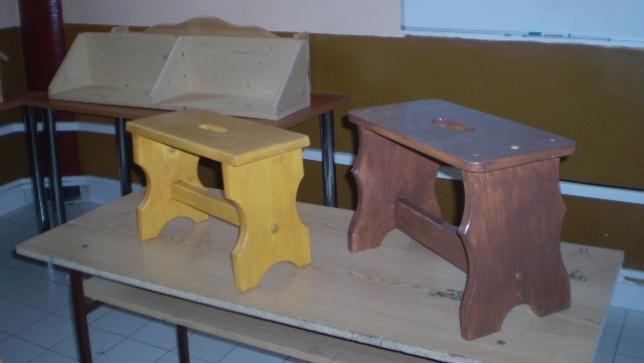 Výrobky stolárov a operátorov drevárskej a nábytkárskej výroby