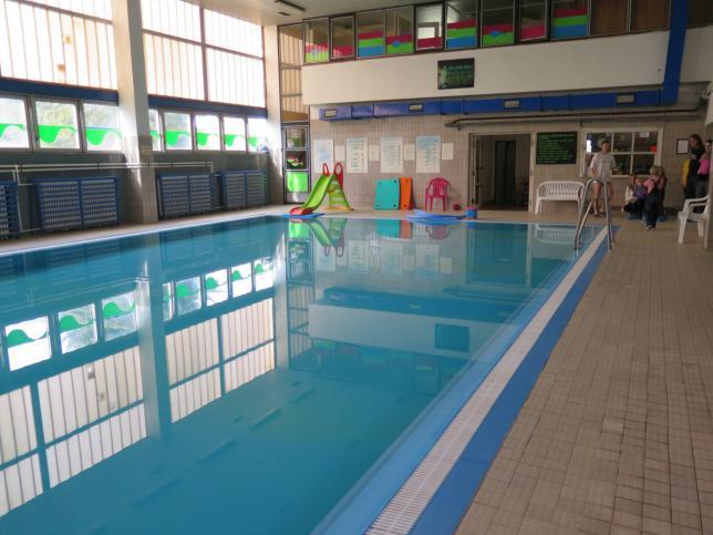 školský bazén