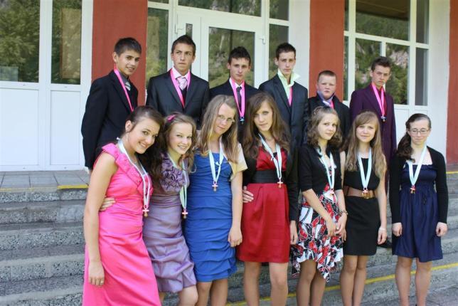 Koniec šk. roka 2011/2012