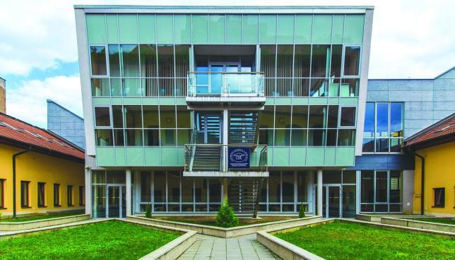 Nová budova PHF EU