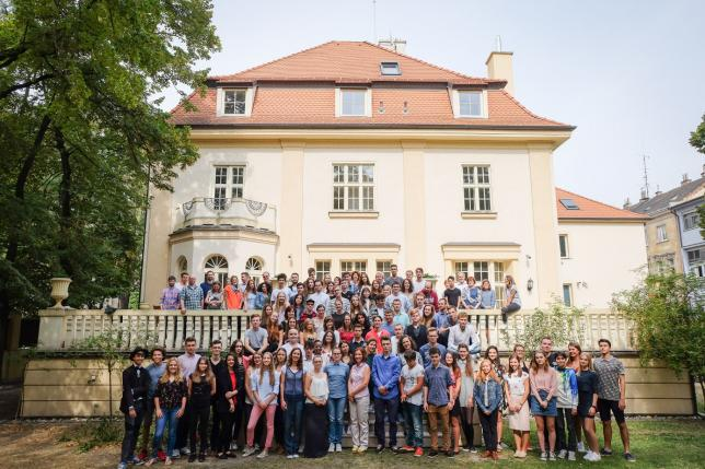 LEAF Academy a jej študenti