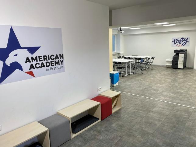 America Academy in Bratislava