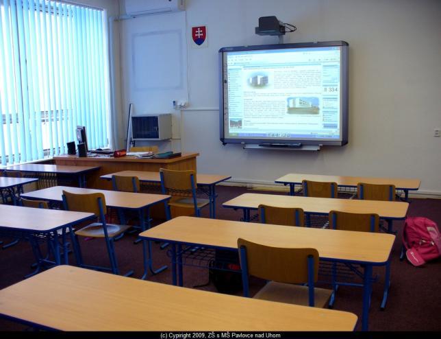 Multimediálna učebňa 1